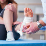 ankle pain relief shreveport la