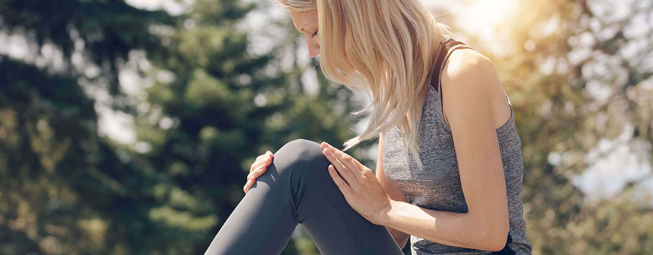 Hip and Knee Pain Relief