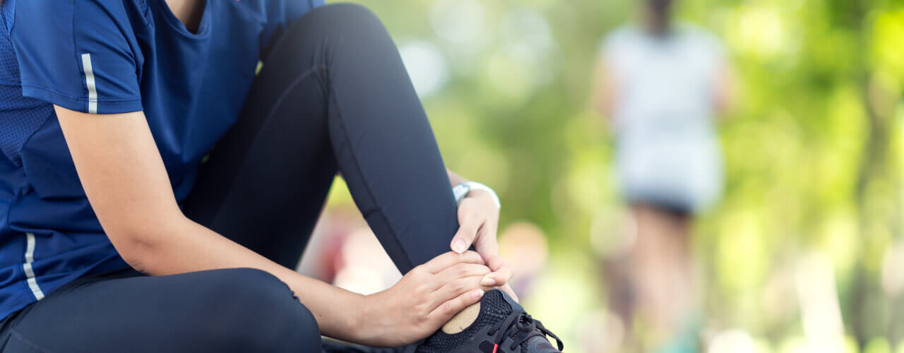 Sprains and Strains Can Be a Pain - But Physical Therapy Can Help